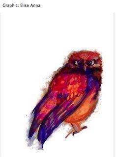 Bird by Elise Anna