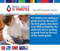 If a child is not reading at grade level by the end of the first grade, then there is an 88% probability the child will not be reading at grade level by the end of the fourth grade.