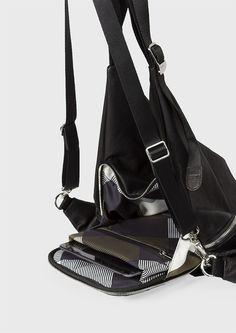 """Côte & Ciel """"Alias"""" Leather Bag Series."""