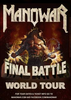 Manowar Final Batle