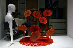 Mannequin Trends 2014 June by WindowsWear window display