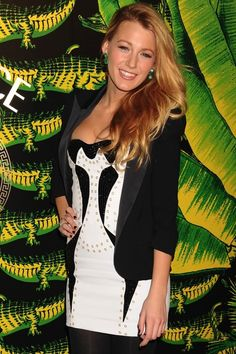 Blake Lively GORG outfit