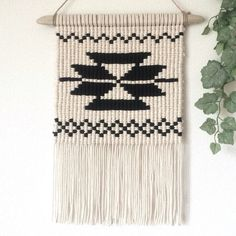 Macrame Design, Macrame Art, Macrame Projects, Tapestry Weaving, Loom Weaving, Bohemian Art, Macrame Patterns, Textiles, Crafty Craft