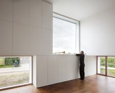 Zero Energy House Lokeren / BLAF Architecten