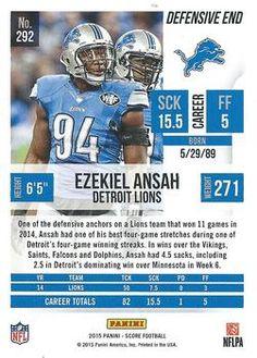 Nike NFL Womens Jerseys - 1000+ ideas about Ezekiel Ansah on Pinterest | Calvin Johnson ...