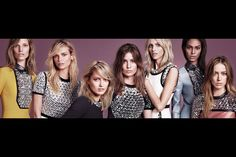 El ejército de supermodelos de Gucci