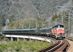 Bonde, Japanese Models, Diesel Engine, Engineering, Railings, Trains, Technology