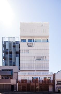 Archive of E589 Apartments by Architects EAT | Photographed by James Coombe