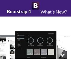 Bootstrap 4 Alpha 6 is out and it is packed with new features. Let's have a look at the Top 10 most expected updates it includes. Web Design Tutorials, Tudor, Cool Stuff