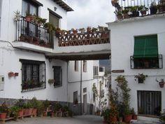 Yegen, Alpujarra de la Sierra, Granada Nov 2006