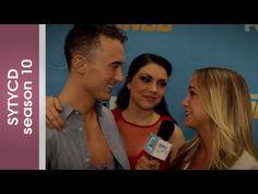 To my Pinterest Peeps, I hope you enjoy these #SYTYCD interviews! (Season 10's top 12) Cheers, Yvonne L. Larson | LA's #NeckWorkExpert Jenna Johnson and Tucker Knox
