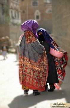 Color inspiration!! Yemen, Al Tawila