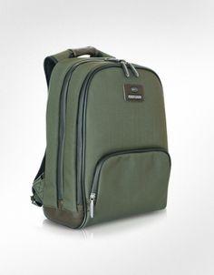 Bric's Pininfarina - Nylon and Leather  Backpack