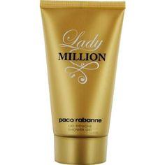Paco Rabanne Lady Million By Paco Rabanne Shower Gel 5.1 Oz