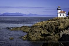 Lime Kiln Lighthouse San Juan Island by Conor Musgrave on 500px