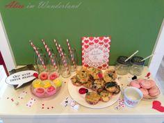 Birthday Candles, Birthday Cake, Diy Food, Wonderland, Desserts, March Hare, Alice In Wonderland Party, Tailgate Desserts, Birthday Cakes