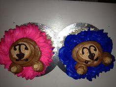 Smash Cupcakes little bears