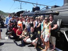 "The Senior Primary staff adopted the theme of ""All Aboard"" for 2013. To celebrate the launch of this theme, they travelled on a steam train from Cape Town to Simons Town on Sunday 13 January. After enjoying a wonderful lunch at Seaforth Restaurant, they journeyed back to Cape Town on the same train, all eager to make 2013 the best yet at the Senior Primary School."