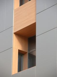 ALUCOIL is a Worldwide Manufacturer specialist in production of composite panels for Architecture, Transport & Industry under brands larson ® and larcore ®. Murcia Spain, Facades, Centre, Composition, Medical, Europe, Wood, Exterior Siding, Cartagena