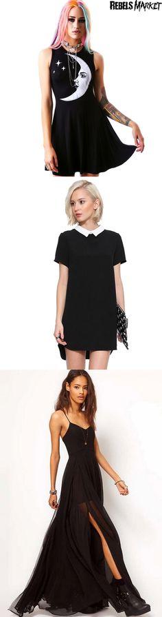 Shop summer goth dresses at RebelsMarket.