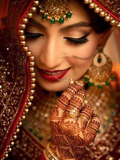 Indian Wedding Photography Poses, Wedding Poses, Pink Bridal Lehenga, Hijab Dp, Asian Bridal Makeup, Karma Quotes, Beauty Shoot, Manish, Indian Bridal