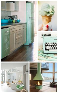 Add A Splash Of Color To Your Life With Big Chill Houzz Gives You 14 Reasons Give In Range Colors Available Giving Kitchen