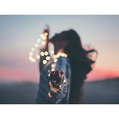 By: Brandon Woelfel Tumblr Photography, Portrait Photography, Fairy Light Photography, Bokeh Photography, Amazing Photography, Photography Ideas, Beauty Dish, Brandon Woelfel, Poses Photo