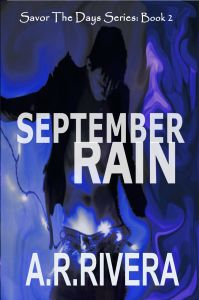 September Rain by AR Rivera