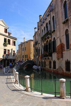 Rio de la Madalena,Venice,Italy