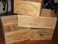 wine box centerpiece ideas | simply pretty wedding