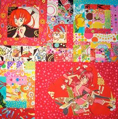 Tea and Bickies Anime Princess, Tea, Quilts, Blanket, Sewing, Dressmaking, Couture, Quilt Sets, Stitching