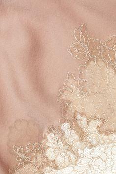 Carine Gilson (Théme Egérie silk crepe de Chine French briefs)