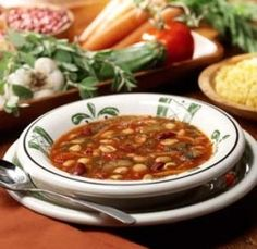 Renowned Olive Garden Soup Recipes - Delicious!