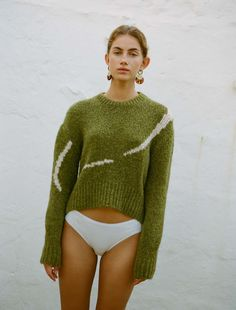 paloma wool - the Linda Listen sweater