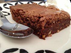 Brownie aux noisettes torréfiées (recette de Trish Deseine) - Hazelnuts Brownie (Trish Deseine Recipe)