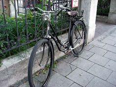 Das Fahrrad.