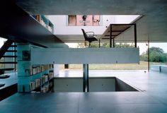 Vista interior. Maison à Bordeaux por Rem Koolhaas. Fotografía © Hans Werlemann. Cortesía de OMA