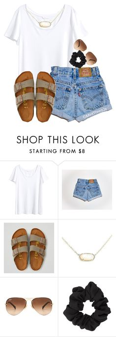 """""""my summer schedule in the d :)) PLZ READ"""" by madiweeksss ❤ liked on Polyvore featuring H&M, American Eagle Outfitters, Kendra Scott, Ray-Ban, Miss Selfridge and mwsummerplans"""