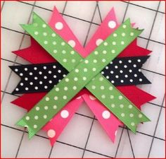 Boutique Bow Tutorial Featuring Kara Jordan – Lulus Baby Big huge shout out to Kara Jordan of Lulus Baby for creating and sharing with us her Boutique Bow Tutorial. Boutique Bows are one of the biggest sellers. What I find to be the most fun about this … Making Hair Bows, Diy Hair Bows, Diy Bow, Diy Ribbon, Ribbon Crafts, Ribbon Bows, Ribbons, Ribbon Flower, Bow Making