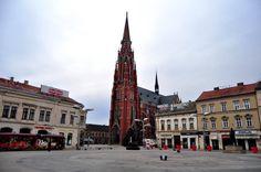 Osijek Square, Croatia - by croatiatipscom:Pixabay