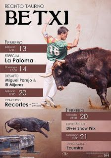 torodigital: Betxí acoge dos fines de semana taurinos