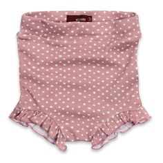 Ruffle Bum Cover Rose Dot - $22.00  Adorable cover with all over print.