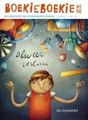 BoekieBoekie is een tijdschrift voor iedereen die van lezen, schrijven en tekenen houdt, maar speciaal voor kinderen van 8-13 jaar.   Elk nummer van BoekieBoekie heeft een thema en staat boordevol met korte verhalen, gedichten, een stripverhaal, een toneelstuk of hoorspel, schrijf- en tekentips en nog veel meer. Met werk van kinderen, debutanten, bekende en nog niet bekende kinderboekenschrijvers- en illustratoren. Houd je van lezen, tekenen en schrijven, dan is BoekieBoekie echt iets voor…