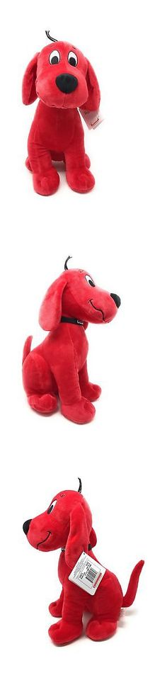 Clifford the Big Red Dog 20905: Kohls Clifford The Big Red Dog Plush - 14 Inches -> BUY IT NOW ONLY: $32.77 on eBay!