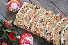 Комплимент от ШЕФА: Штоллен (немецкий рождественский кекс)
