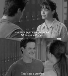 A Walk to Remember- OH MAN...hook, line and sinker;)