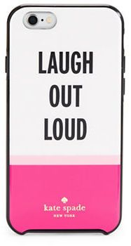 Kate Spade New York Laugh Out Loud iPhone 6 Case