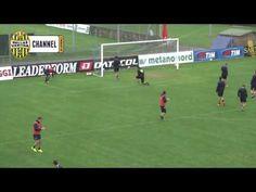 Matuzalem, che gol in allenamento! - YouTube