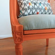 Simple steps to reupholster any chair.