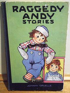Raggedy Ann:  The Books Behind the Doll ~